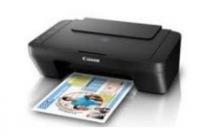 Canon PIXMA E470 Printer Driver