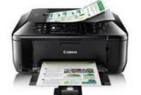 Canon PIXMA MX525 Driver Printer